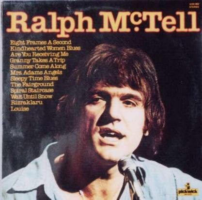 Ralph McTell Eight Frames A Second